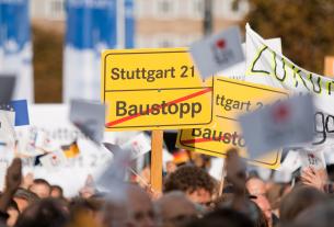 Demo Stuttgart 21